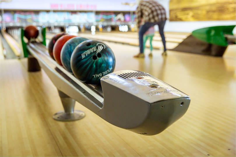Úvodní stránka - O bowlingu